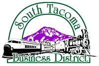 Soth Tacoma Business District Logo